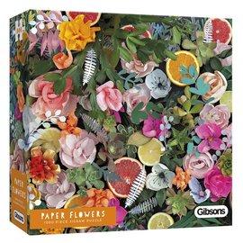 Gibsons Gibsons puzzel Paper Flowers (1000 stukjes)