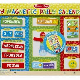 Melissa & Doug Melissa & Doug Mijn magnetische dagkalender