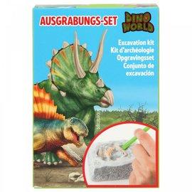 Dino World Dino World Opgravingsset Klein