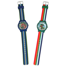 Dino World Dino World siliconen horloge