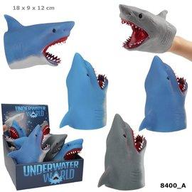 Dino World Dino World handpop haai UNDERWATER