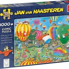 Jumbo Jan van Haasteren puzzel - Hoera, Nijntje 65 jaar (1000 stukjes)