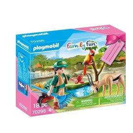 Playmobil Playmobil Cadeauset Zoo (70295)