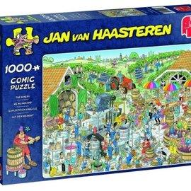 Jumbo Jan van Haasteren puzzel - De wijngaard (1000 stukjes)