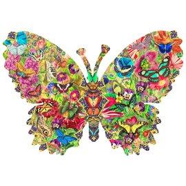 Wentworth Wentworth houten puzzel Butterfly Kaleidoscope 250 stukjes