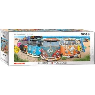 Eurographics Eurographics VW kombination panorama (1000 stukjes)