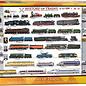 Eurographics Eurographics puzzel History of trains (1000 stukjes)