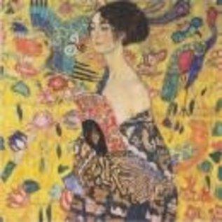 Piatnik Piatnik Puzzel Lady with a Fan - Gustav Klimt (1000 stukjes)