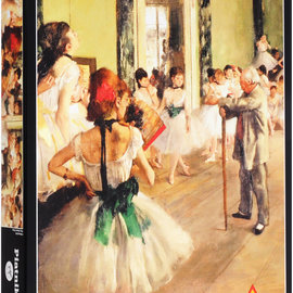Piatnik Piatnik puzzel La Classe de Danse - Edgar Degas (1000 stukjes)