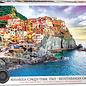 Eurographics Eurographics puzzel Manarola Cinque - Terre Italy (1000 stukjes)