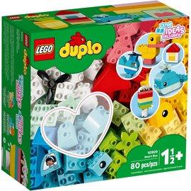 Lego Lego Duplo 10909 Hartvormige doos