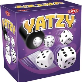 Tactic Selecta TacTic Yatzy (Yathzee) reisspel