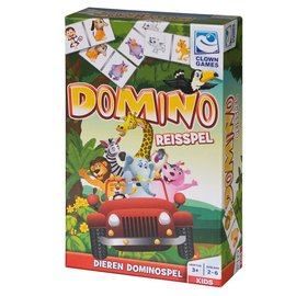 Clown Games Clown Games Domino reisspel