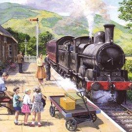 Gibsons Gibsons puzzel All aboard to Keswick (1000 stukjes)