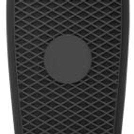 Skateboard Osprey/Xootz LED: zwart 56 cm