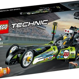 Lego Lego 42103 Dragster