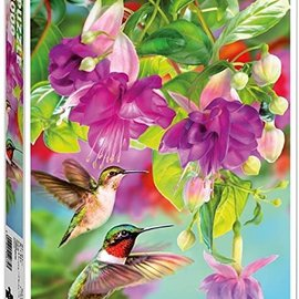 Piatnik Piatnik puzzel Hummingbirds (1000 stukjes)