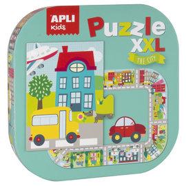 APLI APLI - Stad XXL puzzel (20 delig)