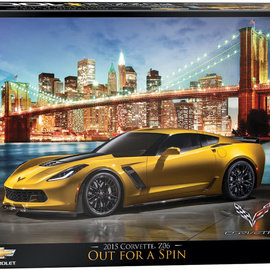 Eurographics Eurographics puzzel Corvette Z06 Out for a Spin (1000 stukjes)