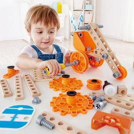 Hape Hape Junior Inventor Experimenteer set Deluxe