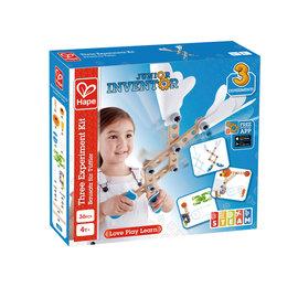 Hape Hape Junior Inventor 3 experimenten kit