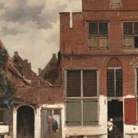 Puzzelman Puzzelman puzzel Het straatje - Johannes Vermeer (1000 stukjes)