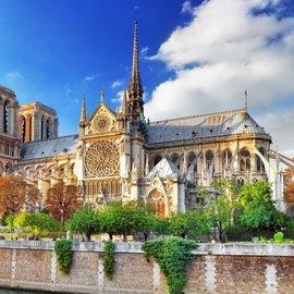 Bluebird Bluebird puzzel - Cathédrale Notre-Dame de Paris (1000 stukjes)