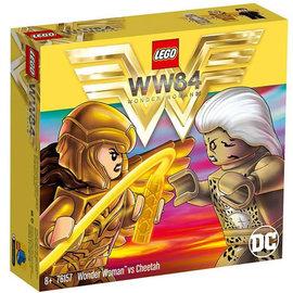 Lego Lego 76157 Wonder woman vs Cheetah