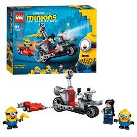Lego Lego 75549 Minions Enerverende motortachtervolging