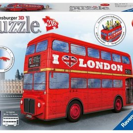 Ravensburger Ravensburger 3D puzzel London bus (216 stukjes)