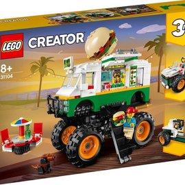 Lego Lego 31104 Hamburger Monstertruck