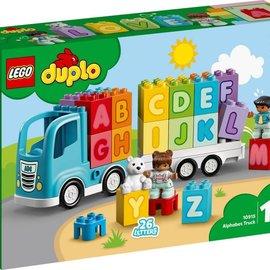Lego Lego Duplo 10915 Mijn eerste alfabet vrachtwagen