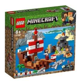 Lego Lego 21152 Avontuur op het piratenschip