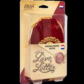 Z-Man Games Z-Man Games Love Letter (nieuwe editie, met stoffen zakje)