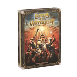 Spellen diverse Dungeons & Dragons - Lords of the Waterdeep