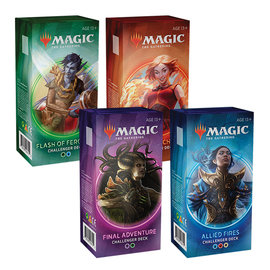 Magic The Gathering Magic The Gathering - Challenger deck 2020