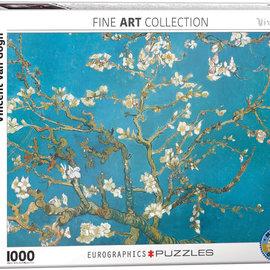 Eurographics Eurographics puzzel Almond Blossom - Vincent van Gogh (1000 stukjes)