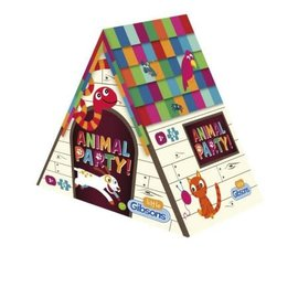 Gibsons Gibsons puzzel Animal Party (24 stukjes)