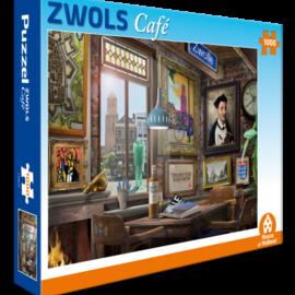 House of Holland House of Holland puzzel Zwols Café (1000 stukjes)