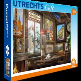 House of Holland House of Holland puzzel Utrechts Café (1000 stukjes)
