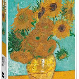 Piatnik Piatnik puzzel De Zonnebloemen - Vincent van Gogh (1000 stukjes)