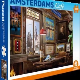 House of Holland House of Holland puzzel Amsterdams Café (1000 stukjes)