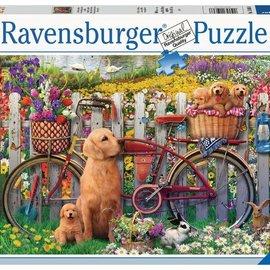 Ravensburger Ravensburger puzzel Dagje uit in de natuur (500 stukjes)