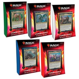 Magic The Gathering Magic The Gathering - Ikoria Lair of Behemoths Commander Deck