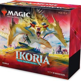 Magic The Gathering - Ikoria Lair of Behemoths Bundle (EN)