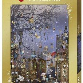 Heye Heye puzzel Pixie Dust - Ilona Reny Magic Keys (1000 stukjes)