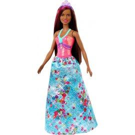 Barbie Barbie - Dreamtopia Prinses zwart haar