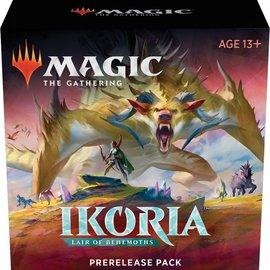 Magic The Gathering Magic The Gathering  prerelease Ikoria