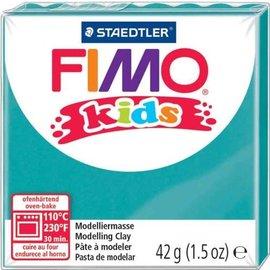 Fimo Fimo kids boetseerklei 42 g - Turkoois