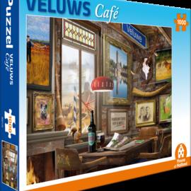 House of Holland House of Holland puzzel Veluws Café (1000 stukjes)